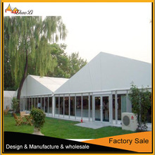 500 Seaters Air Conditioned Wedding Tents For Event Canopy