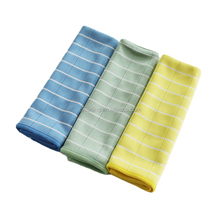 Micro fiber factory wholesale household kitchen bamboo fiber towel