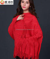 Trendy Plus Size Maxi Red And Black Casual Dress red paint clothing
