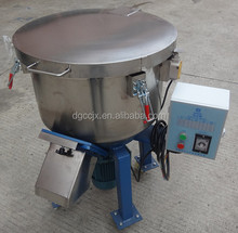 stainless steel 200kg/H plastic resin color mixer equipments from China supplier