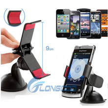 windshield dashboard universal car mount holder for iphone 5 5S 4S for Samsung Galaxy S2 S3 T989 Note i897 i997 i717