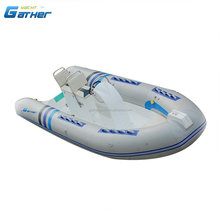Gather Yacht Competitive Price Factory directly rubber inflatable boats for sale