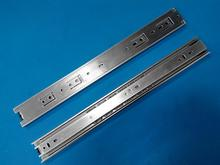 45mm 3 fold Ball Bearing Installing Drawer Slide -16inches