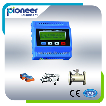 TUF- 2000m low cost modular ultrasonic flow meter