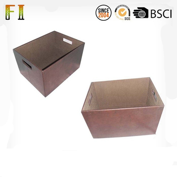 various designs leather sundries storage box for home/office, sundries organizer