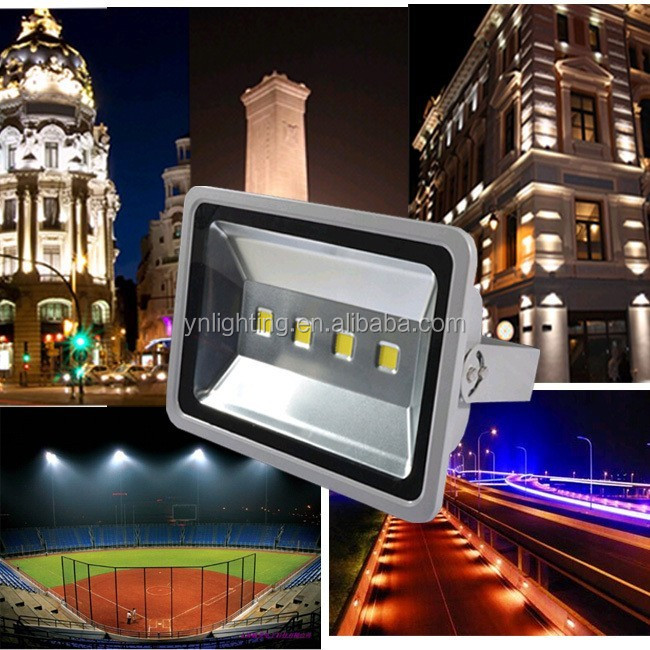 New Product Hot Sale 2016 LED Sensor Floodlight 10W 20W 30W High Lumen LED Reflector Sensor