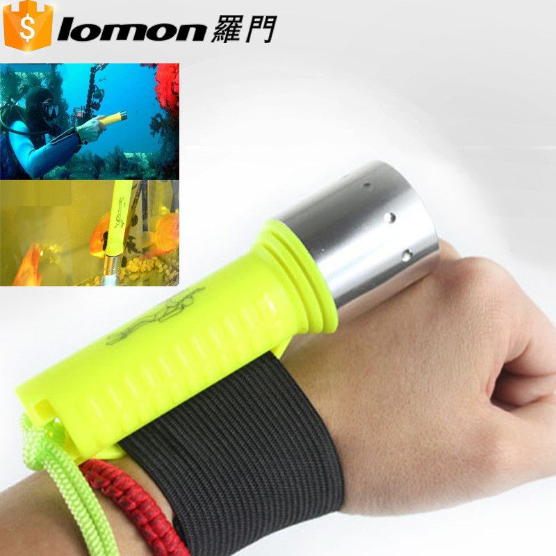 Portable Underwater Brightest XM-L T6 10000 Lumens Most Powerful Led Diving Torch Flashlight