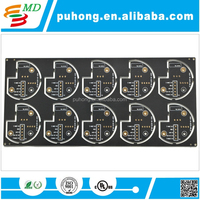 UL Approved 94vo double sided pcb
