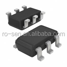 electronic components DC/DC converter BM0246A specifically designed to drive white LED