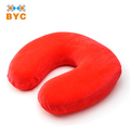BYC OEM Design Cervical Protector Personalized Travel Neck Pillow