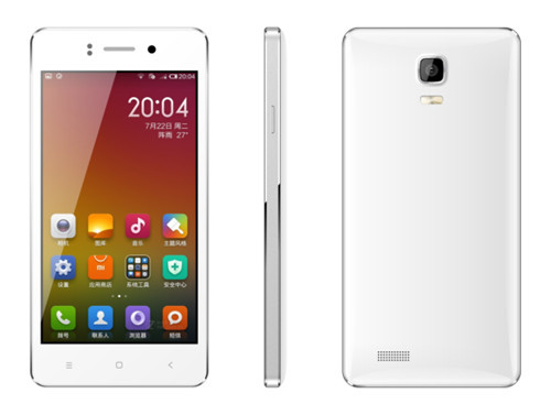 Dual core android low cost China best 4.5 inch MTK6572 smart phone
