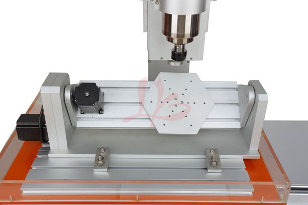 Cheap For Sale! LY 3040 5 Axis 800W CNC Milling Machine with Water-cooled Spindle