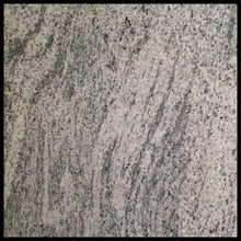 Grey Color Waving Sculpture Granite China Juparana Flavor Stone