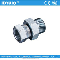 High Pressure Hydraulic Pipe Fittings Ningbo Manufacturer