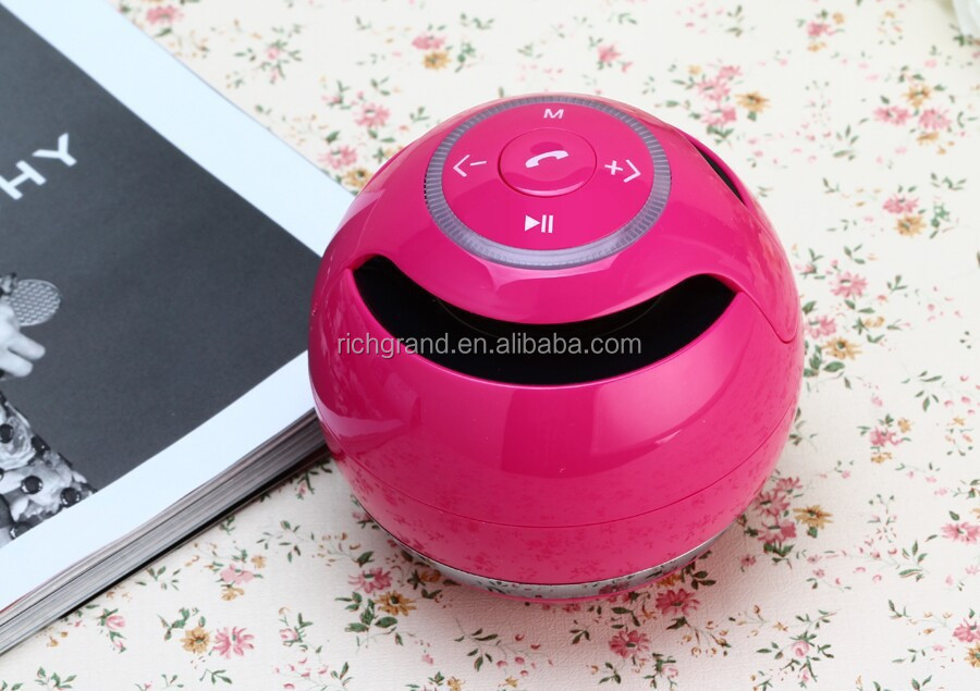 Portable Bluetooth Wireless Mini USB MP3 Speaker Boombox FM Radio for MP3 Player and Cellphone