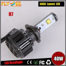 led headlight motorcycle v16 h4 h13 9004 9007 high low beam car led headlight conversion kits 6000 lumen led headlamp