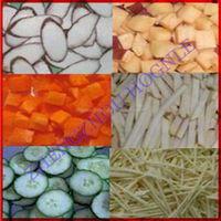 potato chips and french fries cutting machine/vegetable slicing and cutting machine