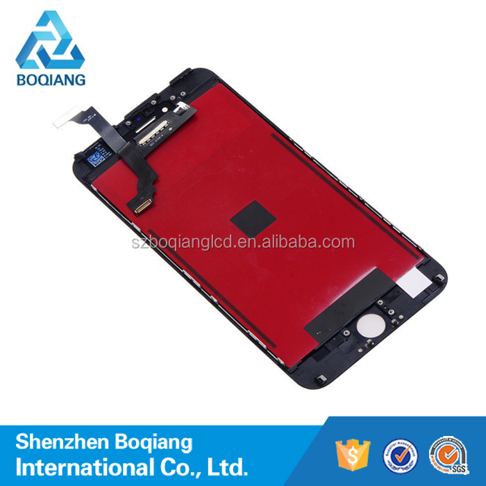 cheap touch screen mobile phone for iphone 6 plus lcd, for iphone 6 plus digitizer,for iphone 6 lcd touch screen