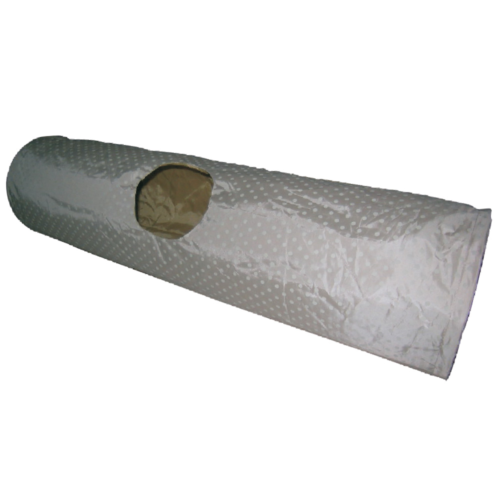 China cheap price crinkle indoor cat tunnel