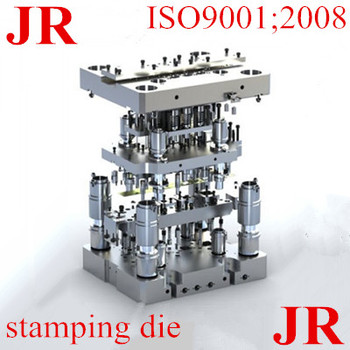 Precision Stamping Mould Tool Die For Ic Electronic Metal
