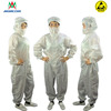 2 anti static vacuum hose 1 wire esd protection 1553 esd protection washable clean room coveralls
