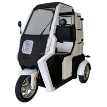 2018 New Arrival 72v 2000w Three Wheel Electric Cargo Tricycle