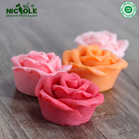 Handmade Flowers Soap Candle Mould Multi Flowers Mold