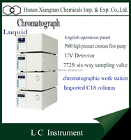 Multielement Gradient Analytic System High Performance Liquid Chromatograph HPLC 600A