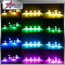 super bright IP68 Rgb Led Color Changing Rock Lights mini wireless APP bluetooth