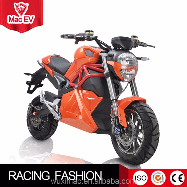 Factory price best adult electric motorcycle 72v with top quality on sale