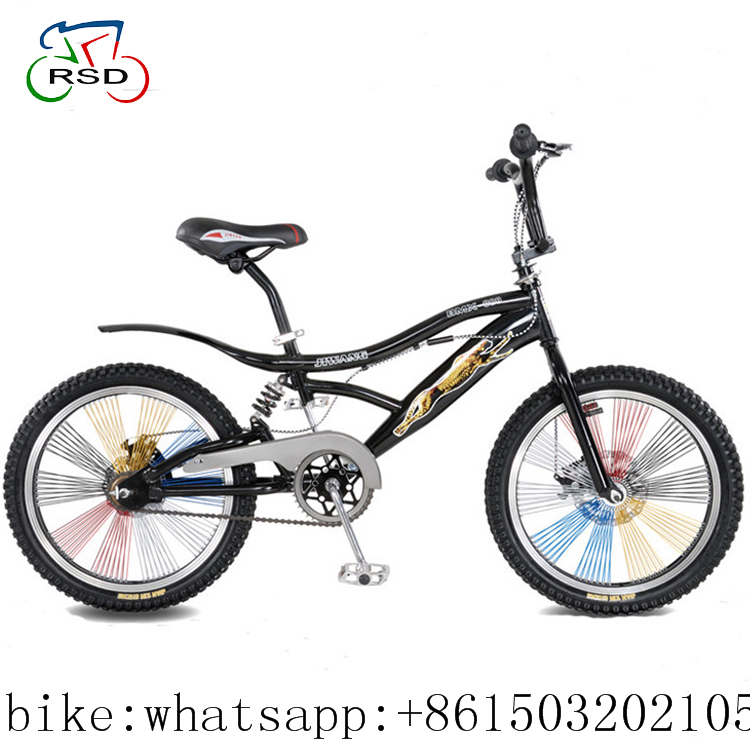 chinese factory online stock trading bmx lightweight bikes,yellow blue OEM service bmx boys bike,chinese bicycle kids bmx racing