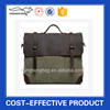 brand vintage style men leather briefcase