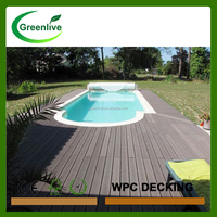 Pool covers wood wpc raw materials