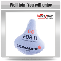 High Quality Custom Printed Promotional Bike Seat Covers