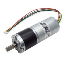 36mm 12v 24v 10w 15w high torque low rpm brushless dc planetary geared motor