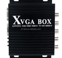Factory direct supply!Industrial Monitor Converter CGA to VGA Converter, Xvga Box