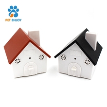 Pet Supply Amazon Hot Sell Csb-12 Bird House Outdoor Waterproof Remote Free Sonic Ultrasonic Dog Anti No Bark Control System