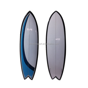 High performance retro fish surfboard epoxy board for surfing