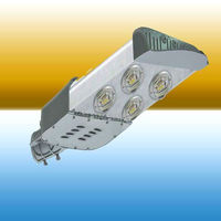 motion sensor led street lights 200W Bridgelux chip