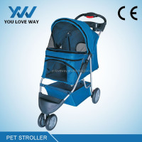 Alibaba High quality pet stroller carrier from China pet stroller factory