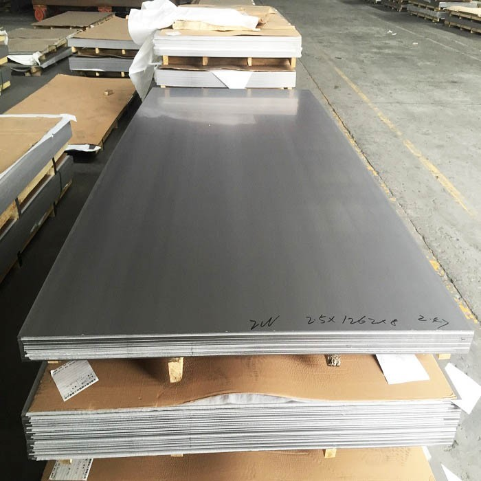 ASTM SUS 201 202 301 304 304L 310 330 316 316L 430 2B Finish Stainless Steel Sheet/Plate HOT SALE