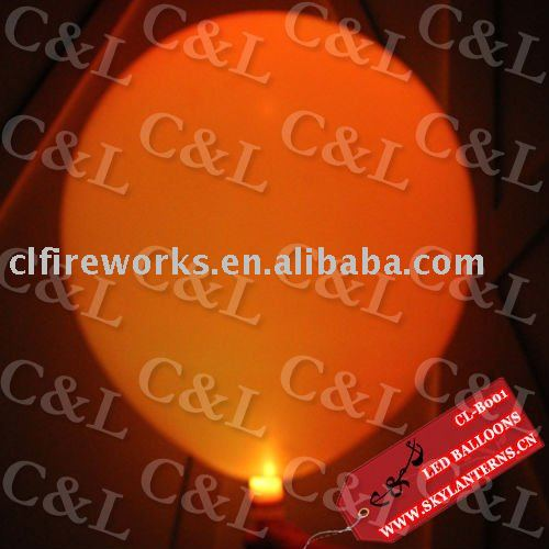 Color Changing LED Light Balloon
