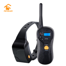 High Quality Best e collar TPU barking 2 dogs remote training collar