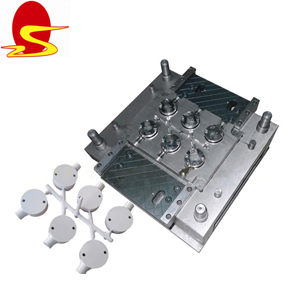 Injection Molded Plastic Products Of Tie Mold
