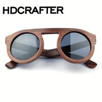 fashion Women Wooden Skateboard Bamboo Material sport wholesale online polarized wooden sunglasses