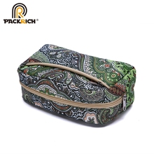 Woman Large Cosmetic Bag With Compartment