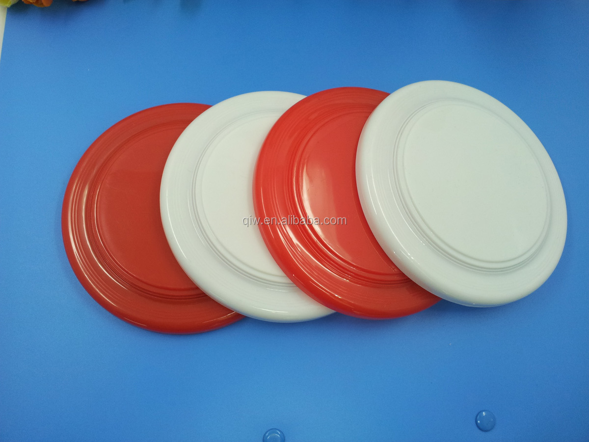 cheap plastic 10CM sport disc , frisbee custom