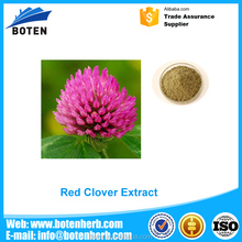 New product 2016 Nature red clover herb extract with low price
