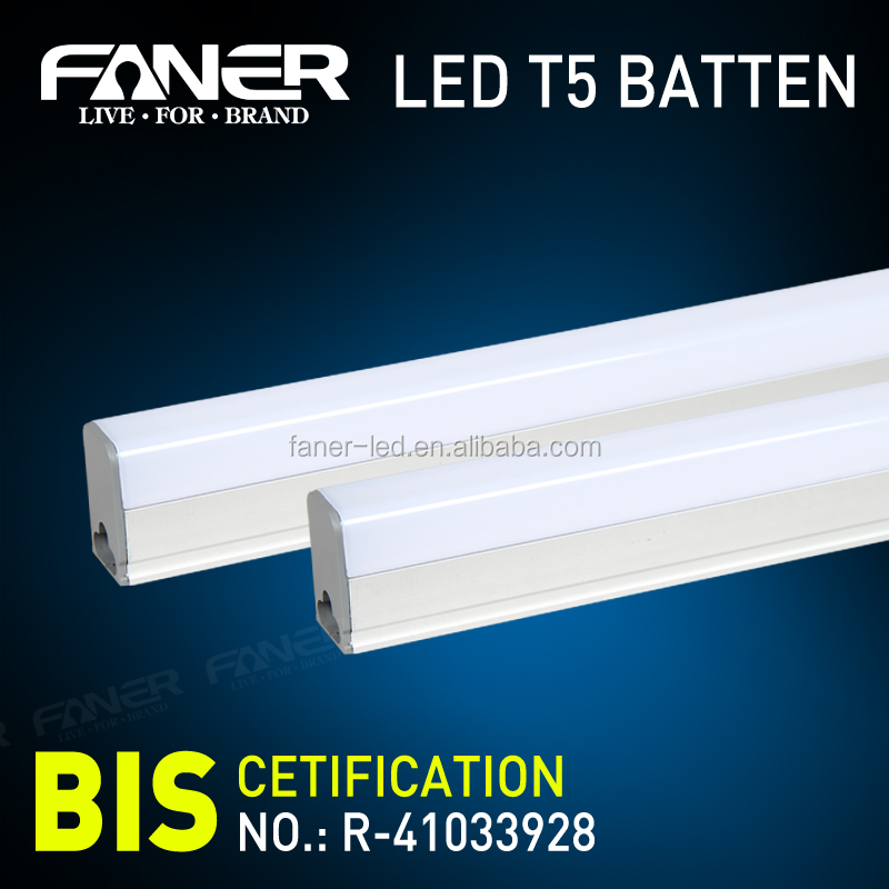 CUL UL approve t5 led tube light fixture