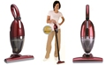Hand/Stick 2 in 1 Cyclonic Vacuum Cleaner TV Shopping Vacuum